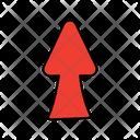 Directional Arrow Navigational Arrow Arrowhead Icon