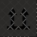 Upwards Icon