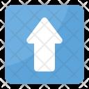 Upwards Arrow Icon