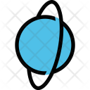 Uranus Space Science Icon