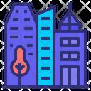Urban City Urban City Icon
