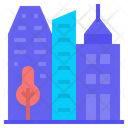 Urban City Icon