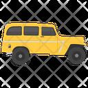 Urban Jeep Urban Automotive Jeep Icon