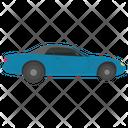 Sedan Luxury Sedan Passenger Car Icon