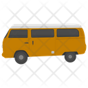 Urban Van Van Minicoach Icon