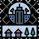 Urbanisation Icon