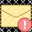Urgent mail Icon