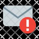 Urgent message Icon