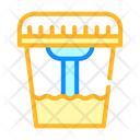 Urine Analysis Color Icon