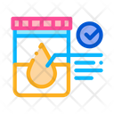 Regular Urine Test Icon