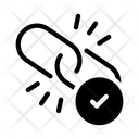 Url Hyperlink Chain Icon