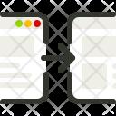 Url Redirect Forward Icon
