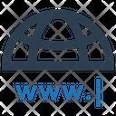 URL Address Icon