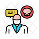 Urologist Doctor Consultation Icon