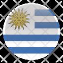 Uruguay South America Icon