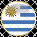 Uruguay Ury South Icon
