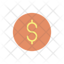 Mus Dollar Us Dollar Dollar Icon