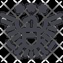 USA Emblem Icon