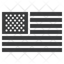 Usa July July 4 Icon