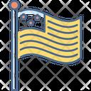 Usa Flag Flag Country Icon