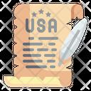 Usa History Icon