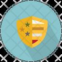 Usa Shield Guard Protect Icon