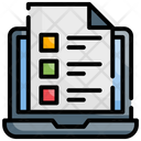 Usability Evaluation Assessment Evaluation Icon