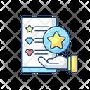 Usability Evaluation Adaptive Icon