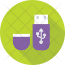 Usb Memory Drive Icon