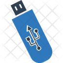 Usb Memory Stick Pen Drive Icon
