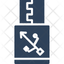 Usb Flash Cord Icon