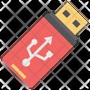 Flash Drive Usb External Storage Icon
