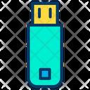 Pendrive Usb Drive External Storage Icon