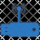 Usb Wifi Signal Icon