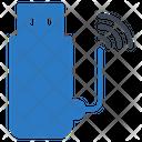 Usb Drive Signal Icon