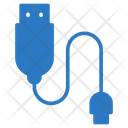 Usb Datacable Wire Icon