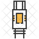 Usb Type B Icon