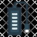 Usb Adapter Electronics Icon
