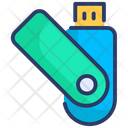 Connection Port Usb Icon