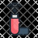Usb Storage Data Icon