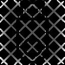 Connector Cord Flash Icon
