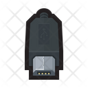 Usb Micro Usb Universal Icon