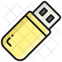Usb Drive Cable Icon