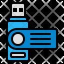 Usb Pendrive Plug Icon