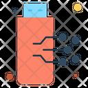 Usb Microchip Processor Icon