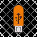 Usb Storage Pendrive Icon