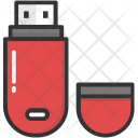 Usb Storage Memory Icon