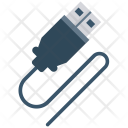 Usb Cable Wire Icon