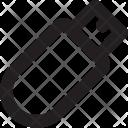 Usb Memory Datatraveler Icon