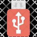 Usb Universal Serial Icon